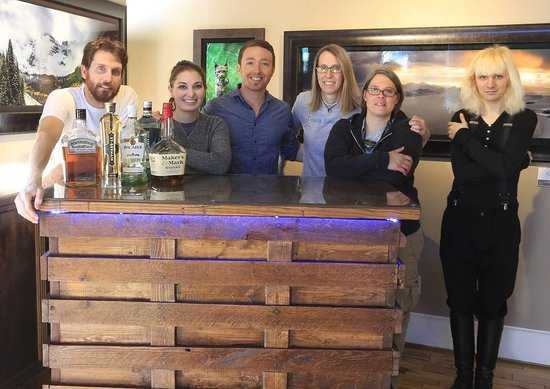 Bristol, VA: Benjamin's kind and curious team will guide you through a tour of the gallery.