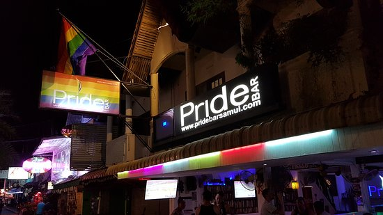 Gay Clubs & Bars