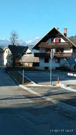 Bohinjska Bistrica, Slovenia: ОКРЕСТНОСТИ