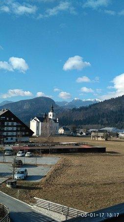 Bohinjska Bistrica, Eslovênia: ОКРЕСТНОСТИ