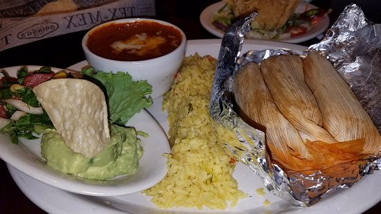 Cypress, تكساس: Tamales