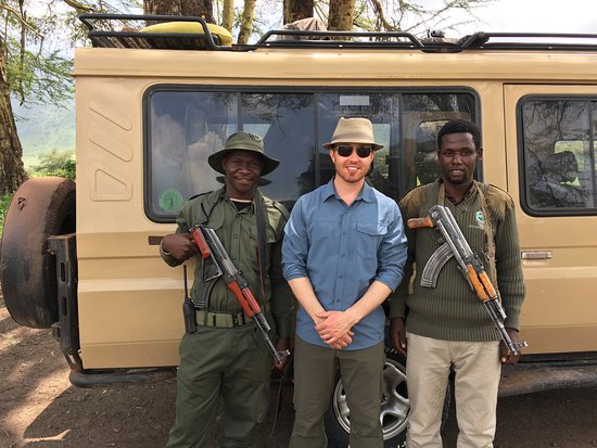 Bristol, VA: Benjamin on location in E. Africa - Many images are from his travels in E. Africa.