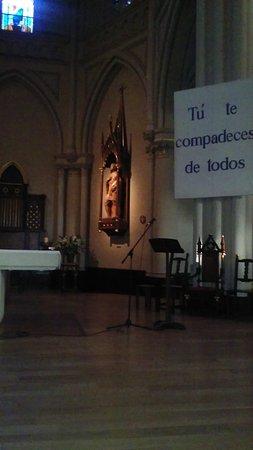 San Isidro, Argentina: imagen en catedral