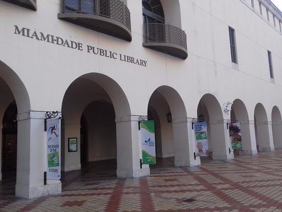 Miami-Dade Main Library