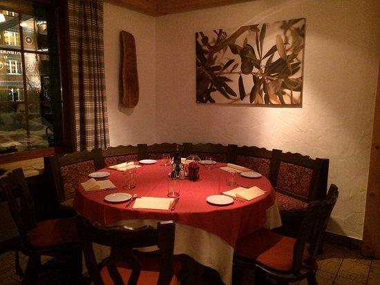 Шонрид, Швейцария: Ristorante Pizzeria da Corrado