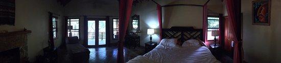 Negroman, Belice: hotel room