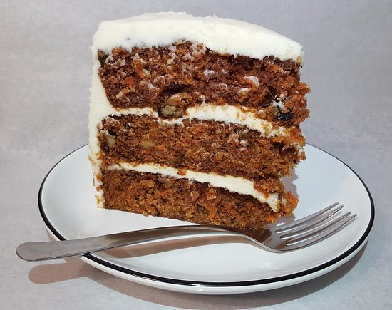 High Springs, FL: Carrot Cake Slice