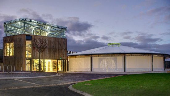 Hill of The O'Neill & Ranfurly House Arts and Visitor Centre