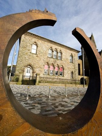 Dungannon, UK: Ranfurly House  Arts & Visitor Centre