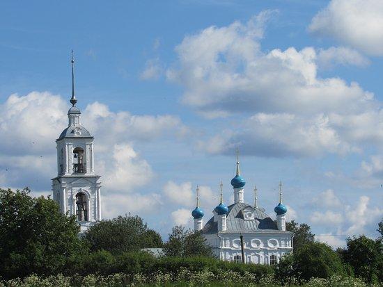 Pereslavl-Zalessky, Ρωσία: Храм неподалеку
