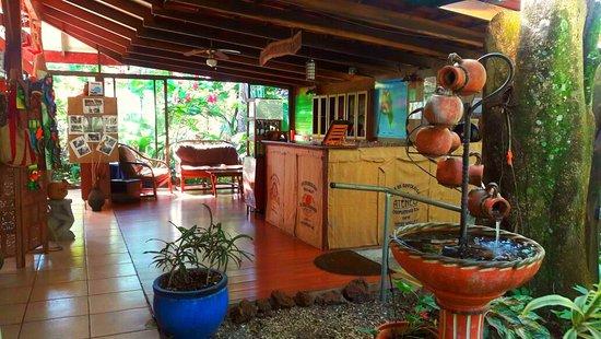 Hotel Colinas del Sol: Recepción y Lobby
