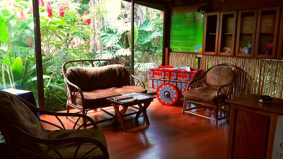 Atenas, Costa Rica : Lobby