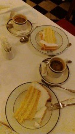 Restuarant Botin: десерт Botin