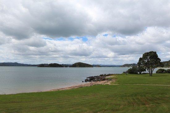 Paihia, Nieuw-Zeeland: Panorama