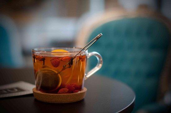 Katowice, Polonia: herbata