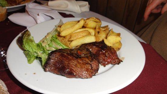 Restaurant le lac bleu dans sevrier avec cuisine fran aise for Plat cuisine francaise