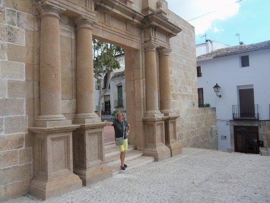 Benissa, Spain: ARCO BIEN CONSERVADO