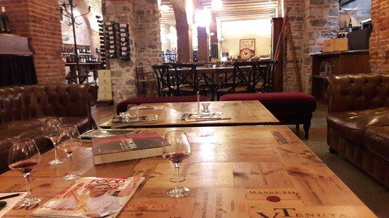 Greve in Chianti, Włochy: lugares para sentar