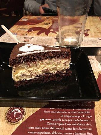 Aviano, İtalya: Ottimo il galletto. Ottimi anche i dolci, ci ritornerò. Servizio veloce e professionale.