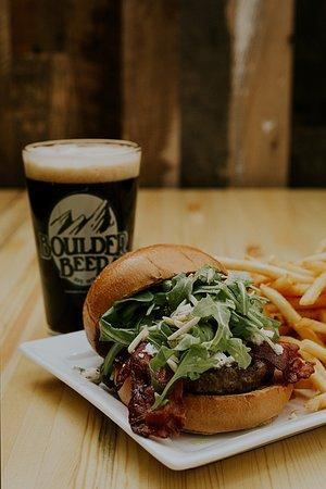Boulder, Κολοράντο: Wonderland Burger