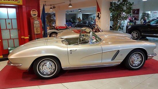 Qawra, Malta: Corvette