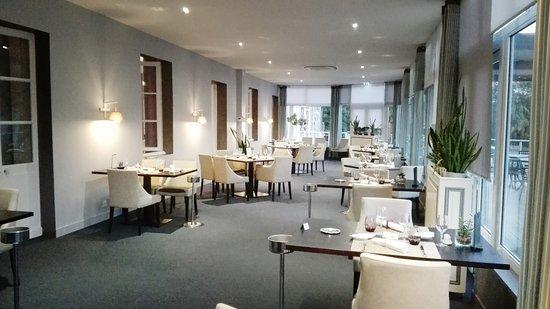 Grand Hotel Mayenne Restaurant