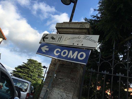 Brunate, Italy: Lake como