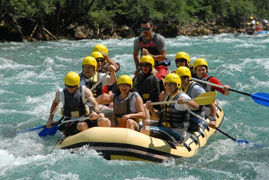 Rafting Camp Highlander