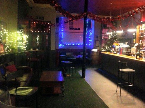 Keynsham, UK: Bar