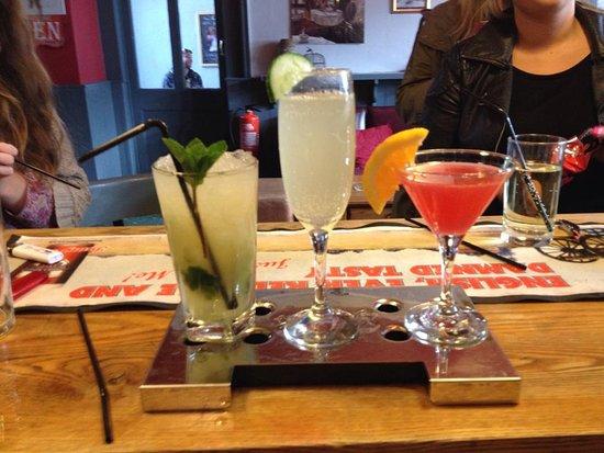 Keynsham, UK: Cocktails