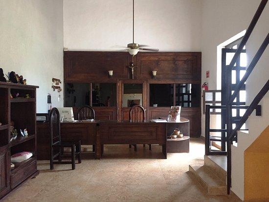 Hotel Rinconada Del Convento: Recepción
