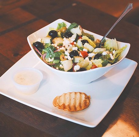 Port Saint Lucie, FL: Greek Salad!