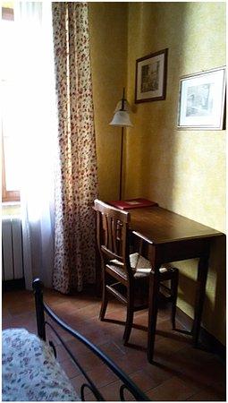 San Giovanni d'Asso, Italien: la nostra camera