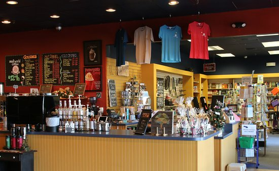 Chalfont, PA: Cafe Counter