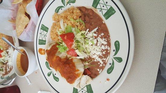 Aberdeen, NC: La Poblanita Mexican Cafe