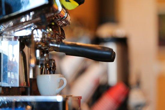 Chalfont, Pensilvania: Espresso Machine