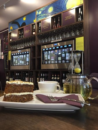 Berkhamsted, UK: If it's just tea and cake you want, feel free (well not as in 'no money')