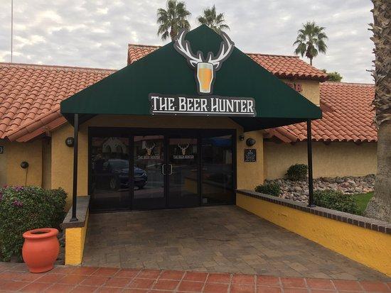 La Quinta, CA: The Beer Hunter