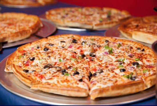 Fayetteville, AR: Pizza!