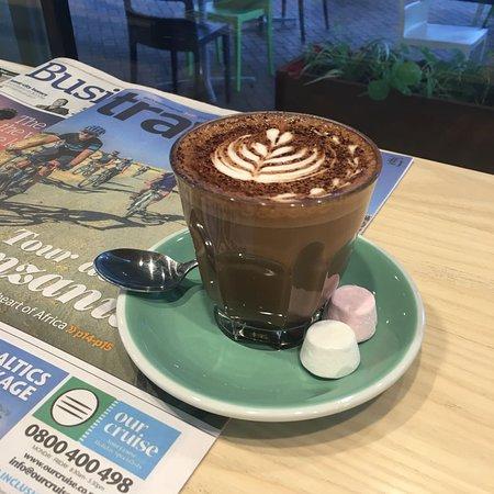 Albany, نيوزيلندا: Sticky Fingers Cafe & Delicatessen