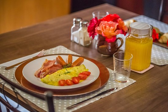 Klerksdorp, Sudáfrica: Delicious home made breakfast