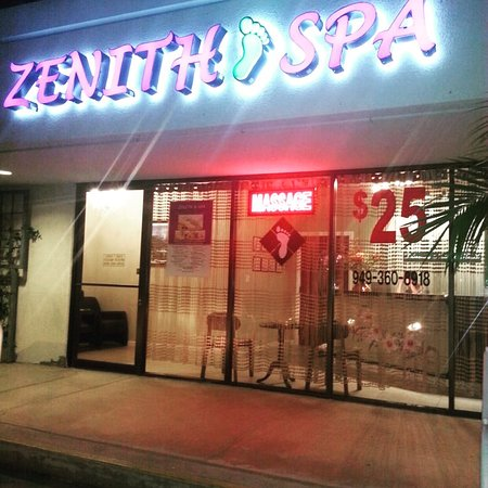 Zenith Massage Spa