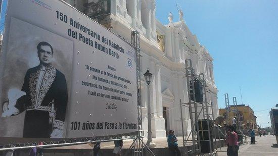 Леон, Никарагуа: Basilica Catedral de la Asuncion