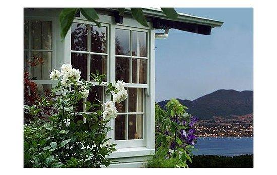 Balcony - Picture of Belle Vue Boutique Lodge, Acacia Bay - Tripadvisor