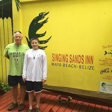 Zdjęcie Singing Sands Inn