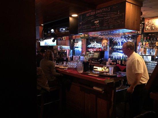 Kings Beach, كاليفورنيا: El bar