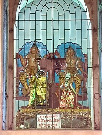 Madan Gopal Temple: presiding deitiy