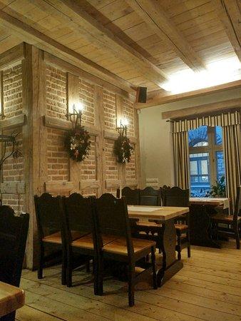 Grillhaus Daube: Интерьер