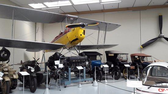 Southward Car Museum: Various cars