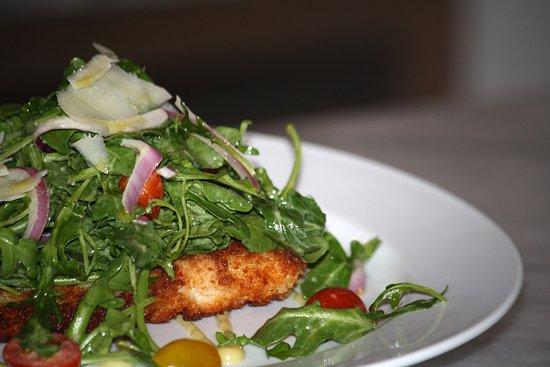 Hampton Bays, NY: Chicken Milanese